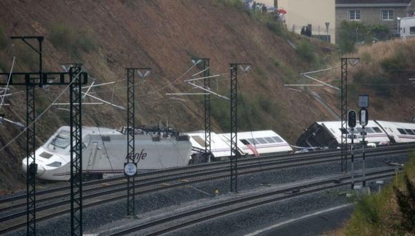 ESPAGNE. Un déraillement de train fait 80 morts : les photos-choc font partie de l'info