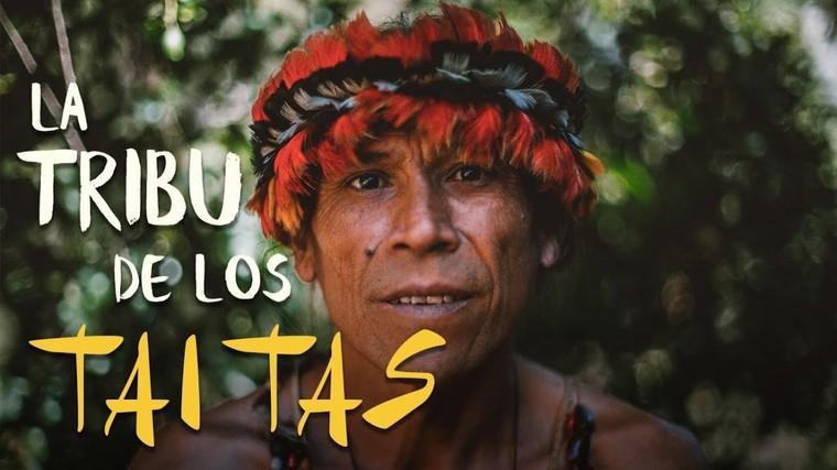 Ce sont quelques-uns des mots d'Arturo Piegrande, de la tribu des Taitas. - LNO