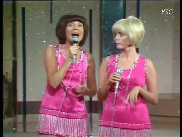 Mireille Mathieu et Annie Cordy - Hello Dolly - vidéo Dailymotion
