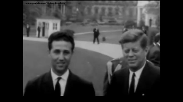J.F.Kennedy et l'indépendance de l'Algérie
