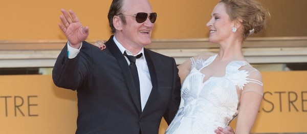 Uma Thurman et Quentin Tarantino, amoureux? - Gala