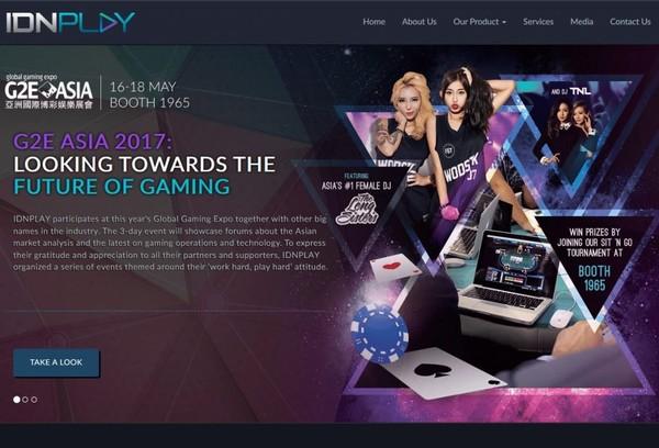 IDN Poker Online Indonesia Resmi Lisensi First Cagayan CEZA