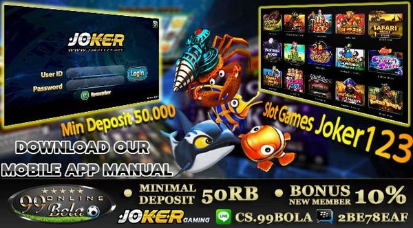 Permainan Game Tembak Ikan Online di Gadget | 99 Bola