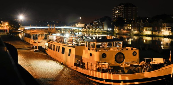 By night, le meilleur de Namur brille