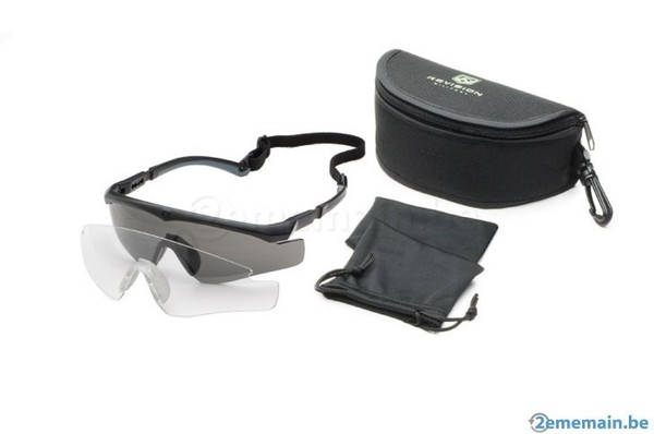 REVISION Sawfly® MAX WRAP lunettes de protection balistique - A vendre | 2ememain.be