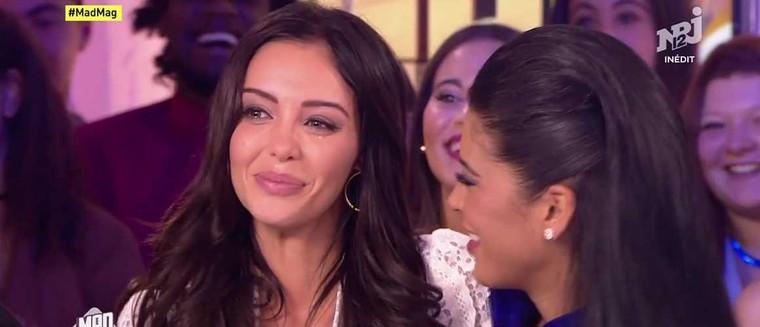 Nabilla en larmes pour ses retrouvailles avec Ayem Nour dans le Mad Mag (VIDEO)