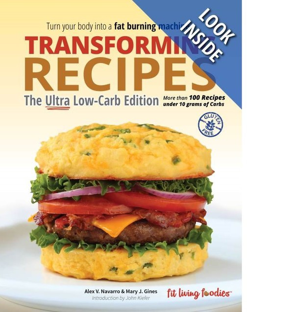 Transforming Recipes Review - Is Alex Navarro Scam?