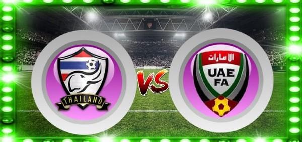 Prediksi Thailand vs UAE 13 Juni 2017