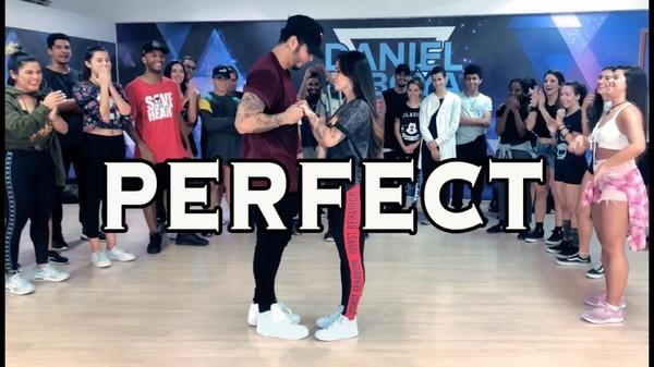 Ed Sheeran - Perfect (Coreografia) Cleiton Oliveira