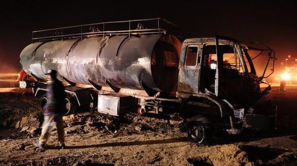 24h Montréal – Actualités - 57 morts dans une collision entre un autocar et un camion-citerne au Pakistan