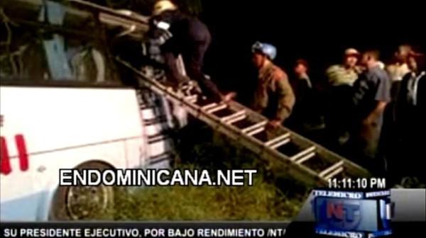 Trois Français tués dans une collision train-bus en République dominicaine - Monde - MYTF1News