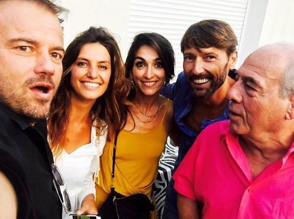 """Laurent Kérusoré on Instagram: """"Félicitations à Notre Laëtitia et son mari... la famille s'agrandit. Tellement heureux pour vous. #❤️ #naissance #bébé #nouveauné #heureux…"""""""