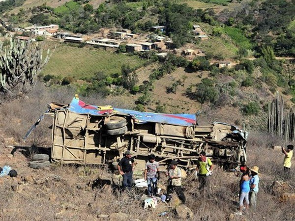 Homeland Voice » At Least 24 Dead in Peru Bus Crash