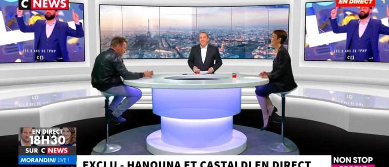 Clap de fin pour Cyril Hanouna ? L'animateur avance une date pour son départ de Touche pas à mon poste (VIDEO) - actu - Télé 2 semaines