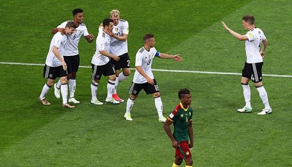 Jerman Ditunggu Chile Di Babak Final Piala Konfederasi 2017 Rusia