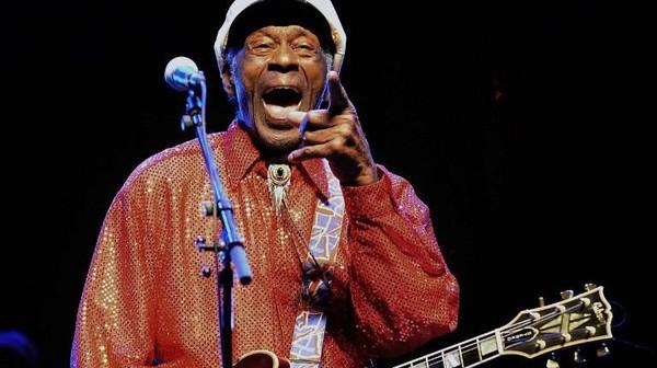 Chuck Berry, légende du rock'n roll, est mort