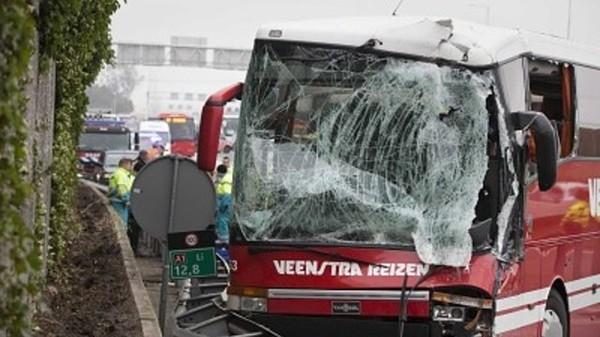 Une trentaine de blessés sur une autoroute des Pays-Bas