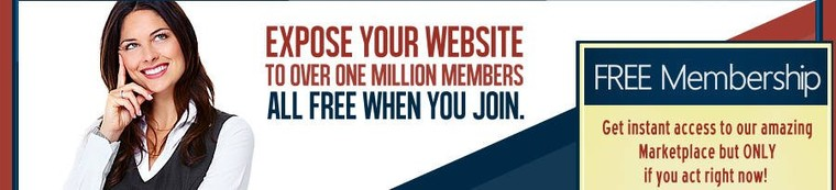 Instantly Promote ANY Website to OVER ONE Million FREE!