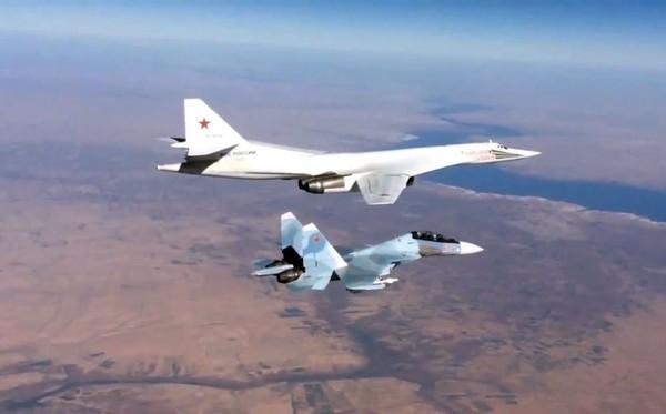 Operación de la Fuerza Aeroespacial de Rusia enSiria