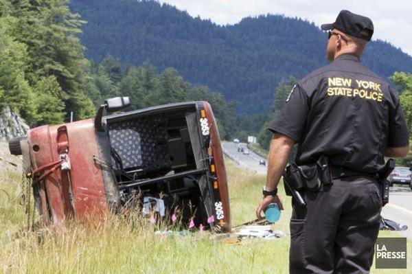 Accident d'autocar: les chauffeurs veulent des règles plus sévères | Jasmin Lavoie | Faits divers