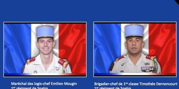Mali: deux soldats de l'opération Barkhane tués dans l'explosion d'une mine artisanale, un autre blessé