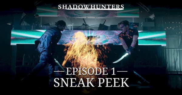 [EXCLUSIVE VIDEO] The Largest First Look at Shadowhunters EVER!