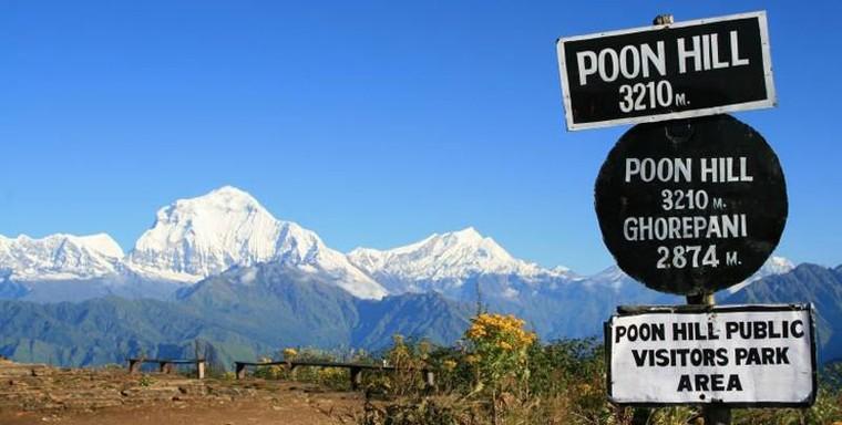 Ghorepani Poonhill Trekking | Ghorepani Poonhill Trekking Package