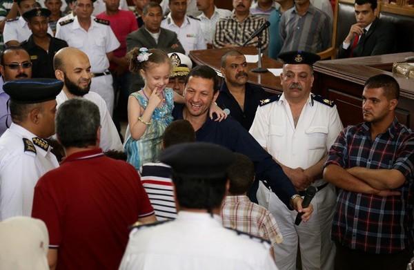 """باسم عودة يكشف سبب """"معاقبة"""" الداخلية له في سجنه (شاهد)"""