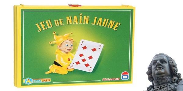 Le jeu Le Nain Jaune est né en Lorraine - Le Lorrain