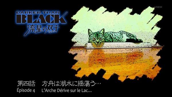Darker than BLACK: Ryuusei no Gemini - Episode 4 VOSTFR