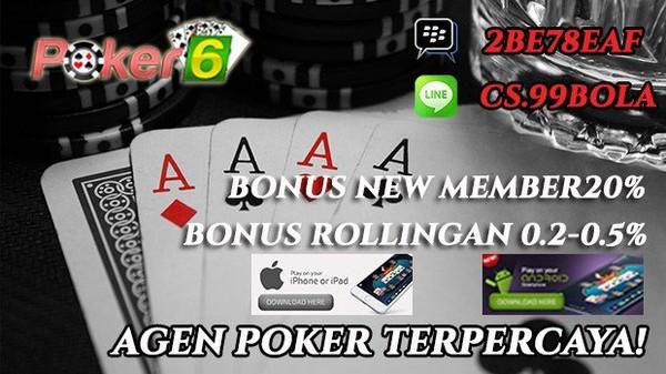 Agen Judi Poker Uang Asli di Android dan Terbesar