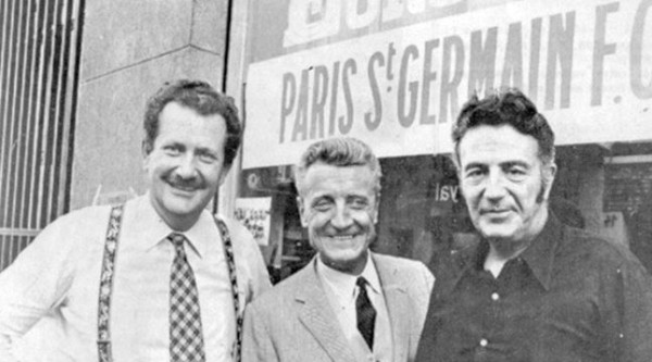 Hommage: Le PSG remercie Pierre Bellemare, qui a oeuvré pour la fondation du club en 1970