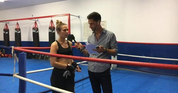 DNA - interview de Lorie Pester, alias Lucie Salducci