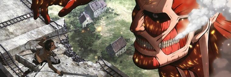 Shingeki No Kyojin Episode 1 vostfr