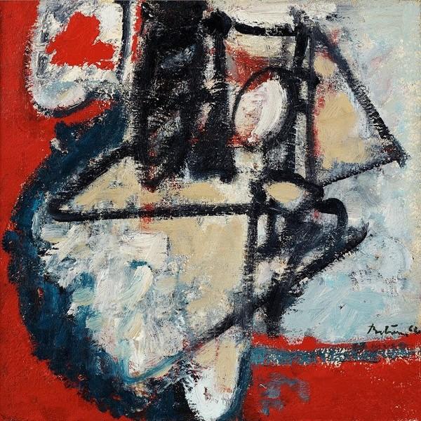 Exposition Art Blog: Albert Bitran - Lyrical Abstraction