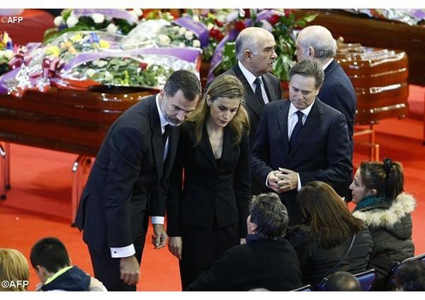 Un télégramme du Pape après le terrible accident d'autocar en EspagneRadio Vatican