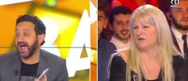 VIDEO - TPMP : Cyril Hanouna insulté en direct par une dominatrice