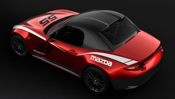 Mazda MX-5 gets an all-exclusive droptop