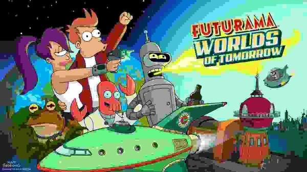 Download Futurama: Worlds of Tomorrow 1.5.5 APK [Full Adventure]