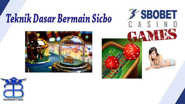 Panduan Bermain Sicbo Classic Games SBOBET   Airbet88  