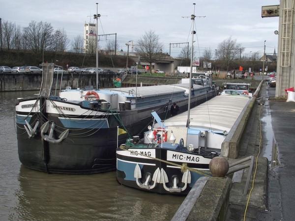 Mes parcours des voies d'eau par Pierre Lemoine: Roulers- Roeselare