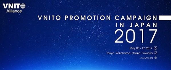 VNITO Promotion Campaign in Japan 2017 - Savvycom