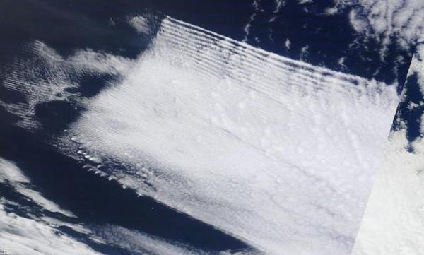 Si vous aviez encore des doutes sur la manipulation de notre climat, regardez ces photos de la NASA