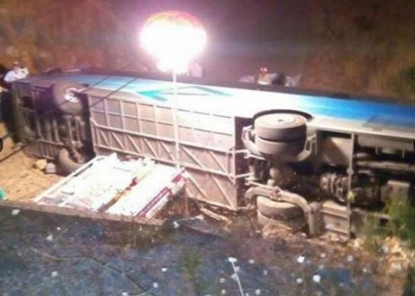 Portugal : Grave accident d'autocar, trois touristes tués et une trentaine de blessés