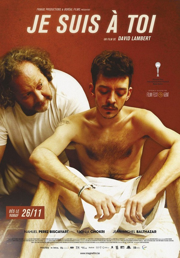 "Cinéma gay : ""Je suis à toi"" de David Lambert"