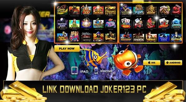 Link Download Joker123 PC