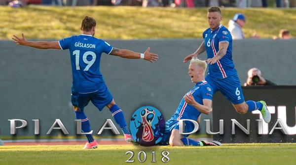 Islandia Berhasil Menang Dramatis Atas Kroasia – Piala Dunia 2018