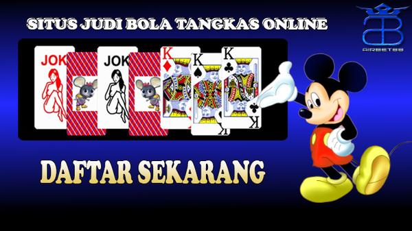 Situs Judi Bola Tangkas Online Terpercaya | Bola Tangkas Online |
