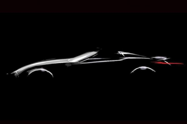 BMW Z4 Roadster finally gets an official teaser