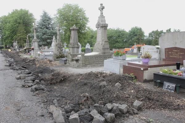 Charleroi-Nord: 350.000€ pour rénover notre Père Lachaise | Charleroi